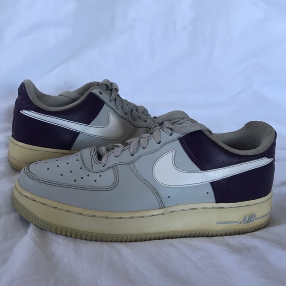 Rare Vintage Nike Air Force 1 High top Hi Top Triple